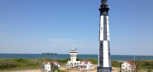 Cape Henry Lighthouses
