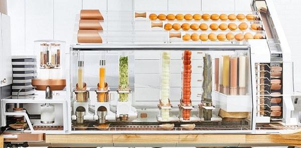 Robot Burger Restaurant